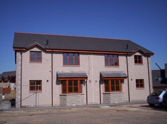 Thumbnail Flat to rent in Bain Road, Linkwood, Moray, Elgin