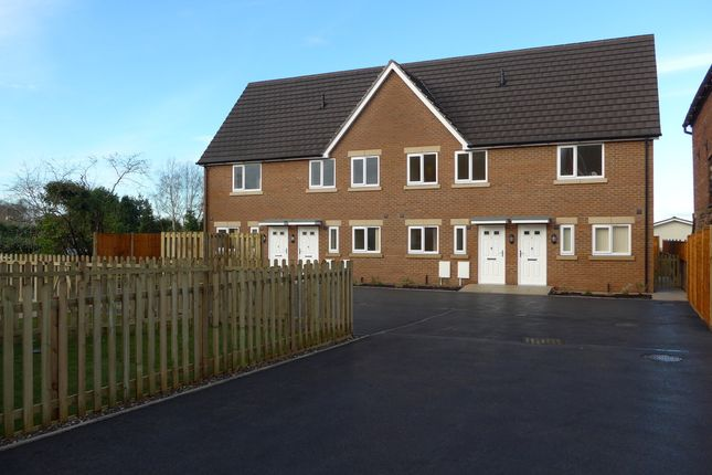Thumbnail Terraced house to rent in Old Willow Road, Breton Park, Muxton, Telford