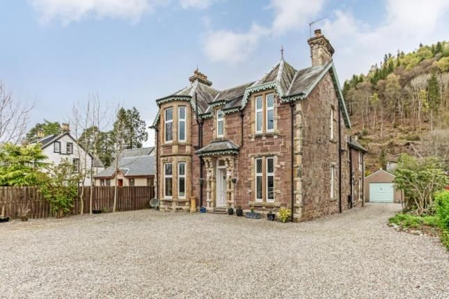 Thumbnail Detached house for sale in Leny Road, Callander, Stirlingshire