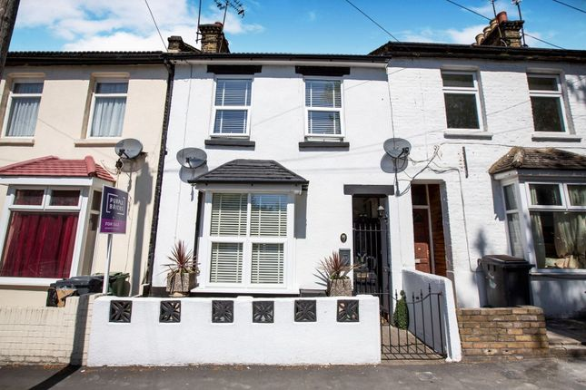Thumbnail Terraced house for sale in Farmer Road, London
