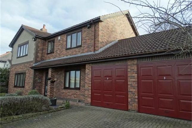 Thumbnail Detached house for sale in Mainsforth Road, Ferryhill, Durham