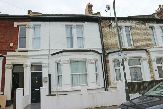 Thumbnail Terraced house for sale in Finborough Road, London