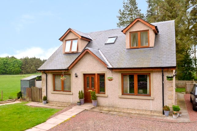 Thumbnail Detached house for sale in Eastfield Westruther Mains, Westruther