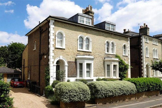 Thumbnail End terrace house to rent in Lingfield Road, Wimbledon