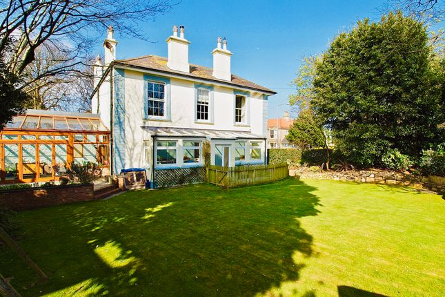 Thumbnail Detached house for sale in Basset Road, Camborne