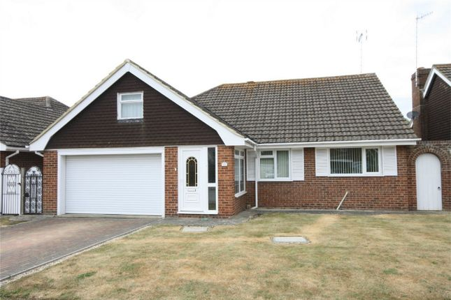 Thumbnail Detached bungalow for sale in Eastergate, Little Common, Bexhill On Sea