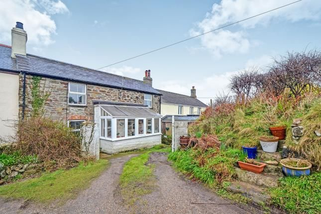 Thumbnail Terraced house for sale in Higher Bal, St Agnes, Truro