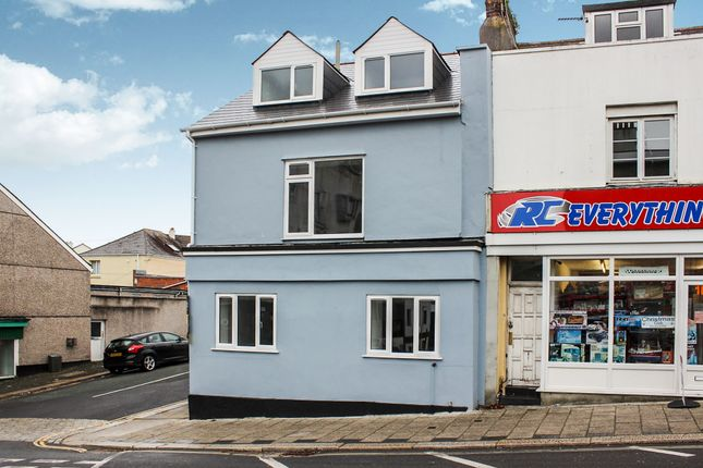 Thumbnail Flat for sale in Ross Street, Plymouth
