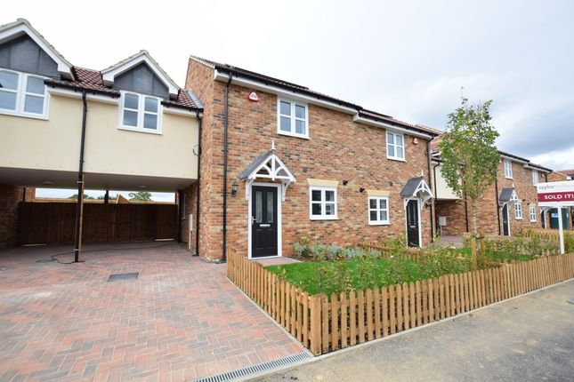 Thumbnail Terraced house for sale in Panfield Lane, Braintree