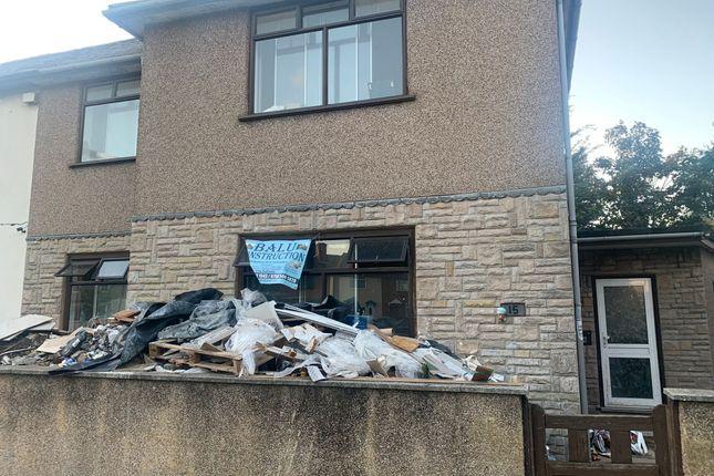 Thumbnail Semi-detached house to rent in Wood Lane Road, Dagenham