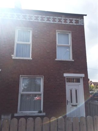 Thumbnail Terraced house to rent in Ormeau Road, Belfast