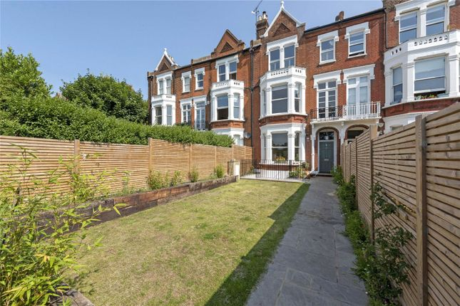 Thumbnail Terraced house for sale in Clapham Common North Side, London