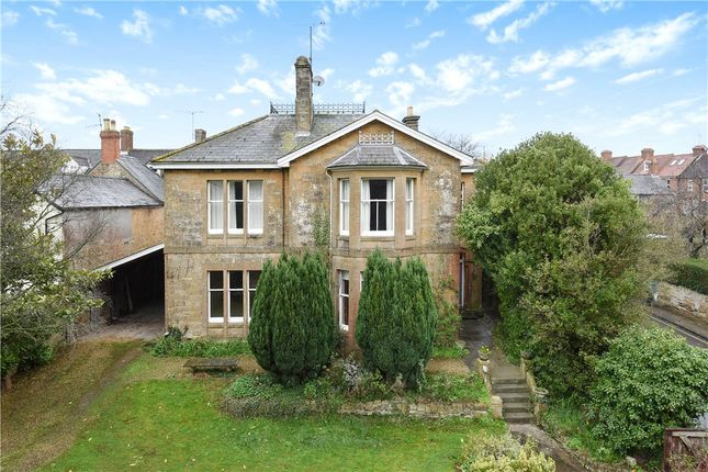 Thumbnail Detached house for sale in North Road, Sherborne