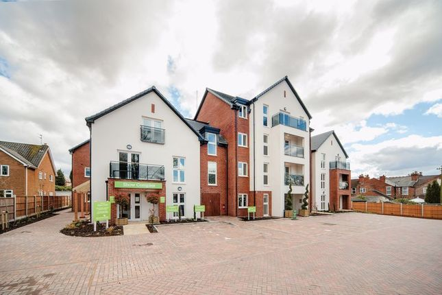 Thumbnail Flat for sale in Penn Road, Wolverhampton