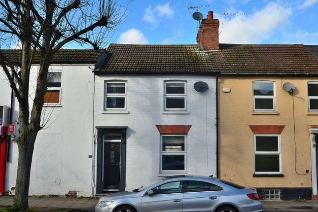 Thumbnail Terraced house for sale in High Street, New Bradwell