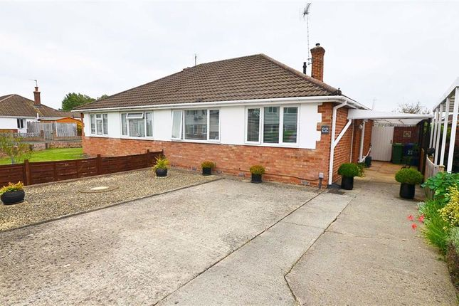 Thumbnail Bungalow for sale in Shearwater Grove, Innsworth, Gloucester