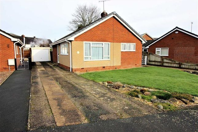 Thumbnail Bungalow for sale in 1, Glanaber Drive, Guilsfield, Welshpool, Powys