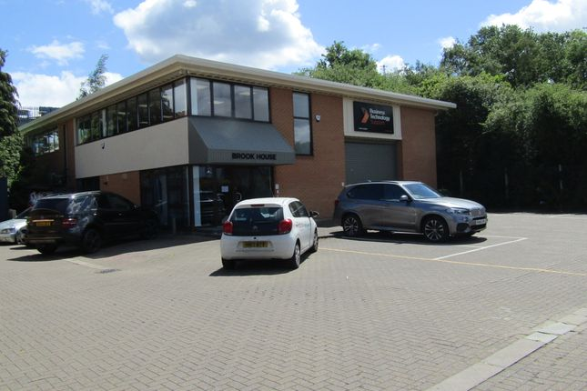 Office to let in Brook House, Downmill Road, Bracknell