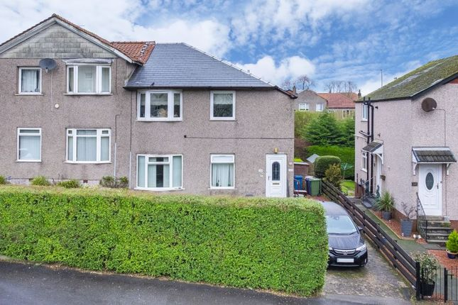 Thumbnail Flat for sale in 343 Croftfoot Road, Croftfoot, Glasgow