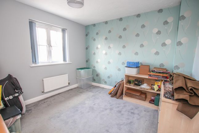 Bedroom Two of Thor Drive, Bedford MK41