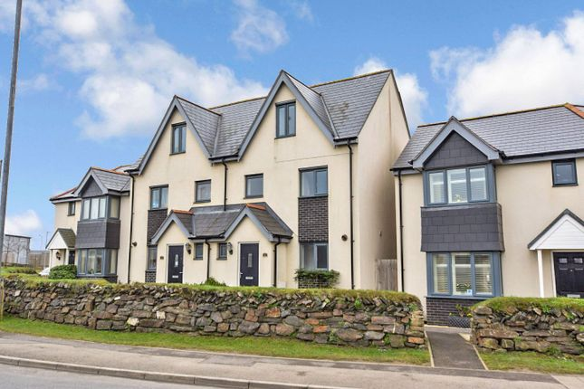 3 bed semi-detached house for sale in Stratton Road, Bude EX23