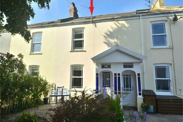 Thumbnail Terraced house to rent in 5 Claremont Terrace, Truro, Cornwall