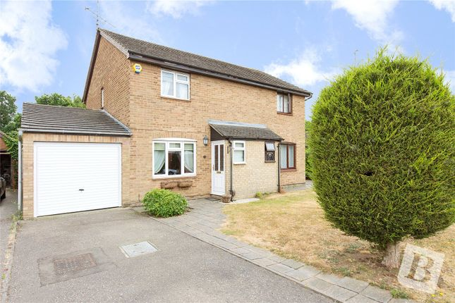 Thumbnail Semi-detached house for sale in Flintwich Manor, Chelmsford, Essex