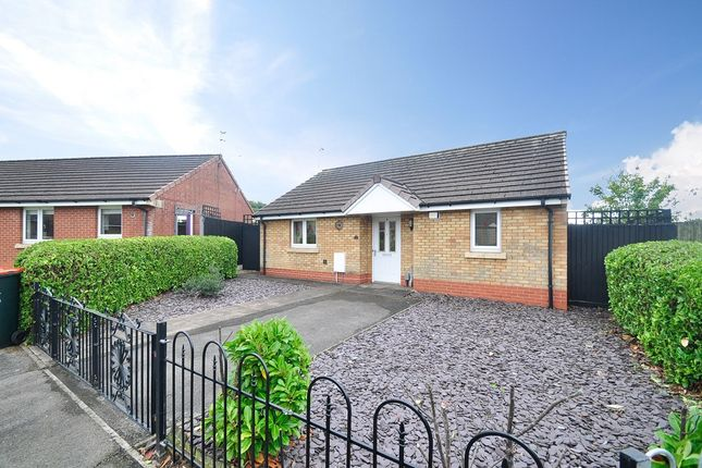 Thumbnail Detached bungalow for sale in Bishpool Rise, Newport
