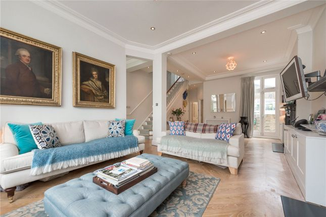 Thumbnail End terrace house to rent in Hanover Road, London