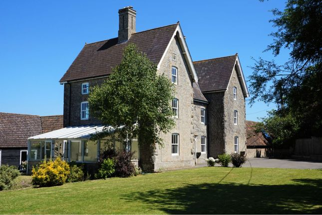Thumbnail Detached house for sale in Thornhill, Sturminster Newton