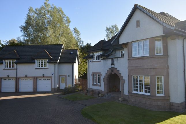 Thumbnail Detached house for sale in 1 Bellenden Grove, Dunblane, Stirling