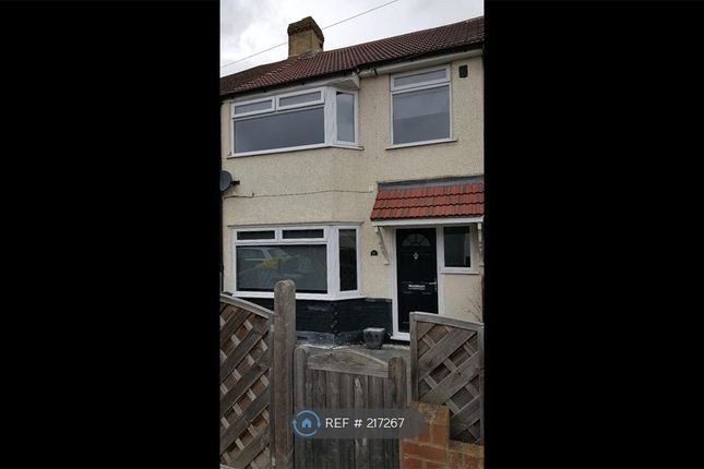 Thumbnail Terraced house to rent in Francis Road, Dartford