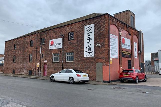 Thumbnail Light industrial to let in Lower Spring Street, Grimsby