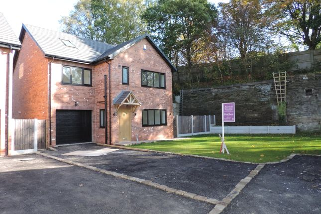 Thumbnail Detached house for sale in Plot Seven, Gillots Hollow, Middleton Road