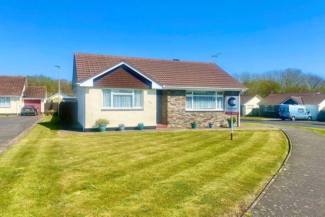 Thumbnail Detached bungalow for sale in Redlands Road, Fremington, Barnstaple