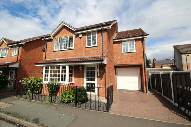 Thumbnail Detached house for sale in Victoria Road, Wednesfield, Wolverhampton