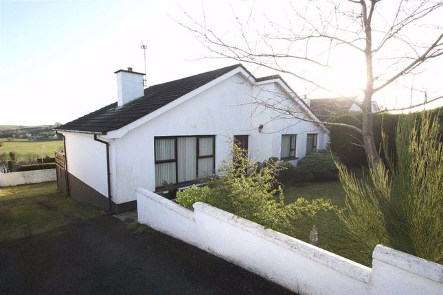 Thumbnail Detached bungalow for sale in Piney Hill, Ballynahinch, Down