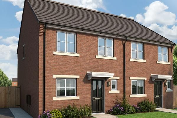 """3 bed property for sale in """"The Clarendon At Norton Park, Stockton"""" at Kingfisher Avenue, Stockton-On-Tees"""