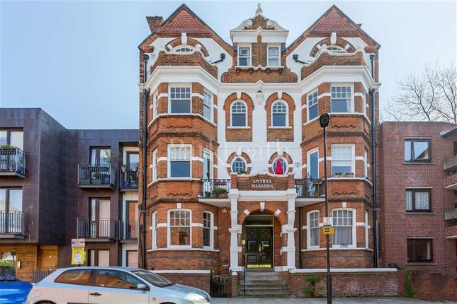 Thumbnail Flat for sale in Smyrna Road, West Hampstead, London
