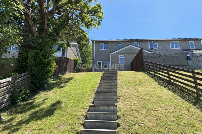 Thumbnail Semi-detached house to rent in Thirlmere Gardens, Derriford