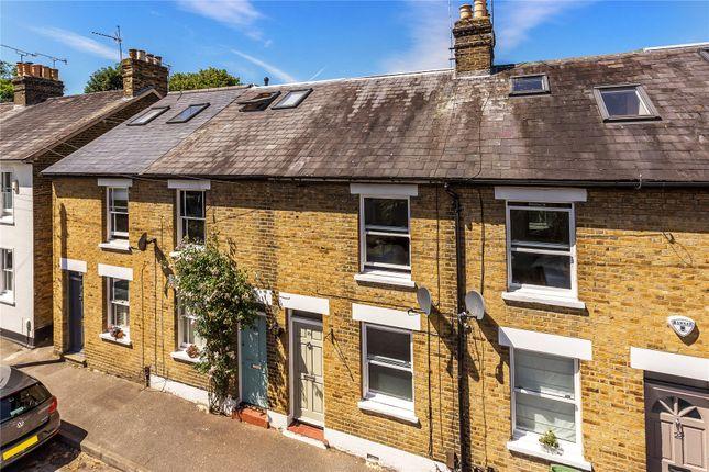 Thumbnail Terraced house for sale in Weybridge, Surrey