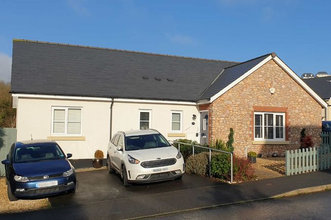 Thumbnail Bungalow to rent in Charles Road, Kingskerswell, Newton Abbot