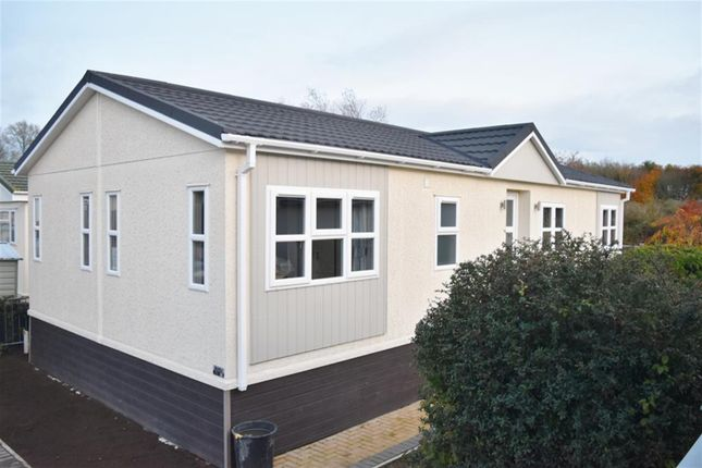 Thumbnail Mobile/park home for sale in Nidderdale Lodge Park, Knaresborough