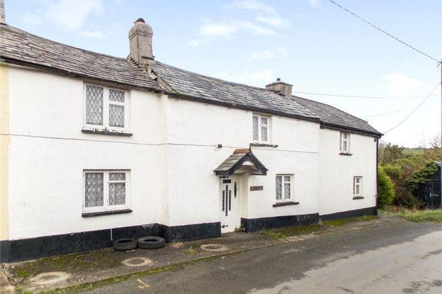 Thumbnail Semi-detached house for sale in Maxworthy, Launceston, Cornwall