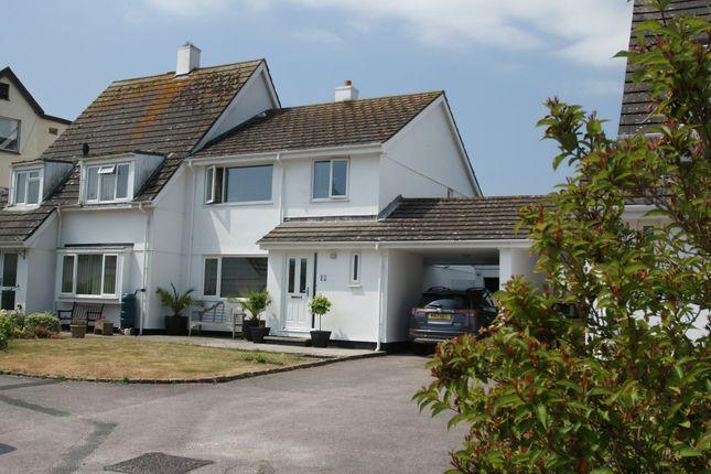 Thumbnail Semi-detached house for sale in Oldenburg Park, Paignton