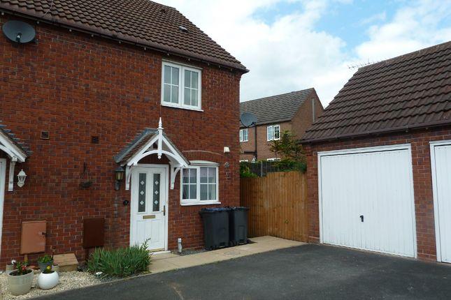 Thumbnail End terrace house to rent in Combine Close, Four Oaks, Sutton Coldfield