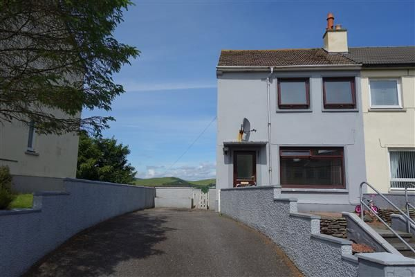Thumbnail Semi-detached house for sale in Ralston Road, Campbeltown