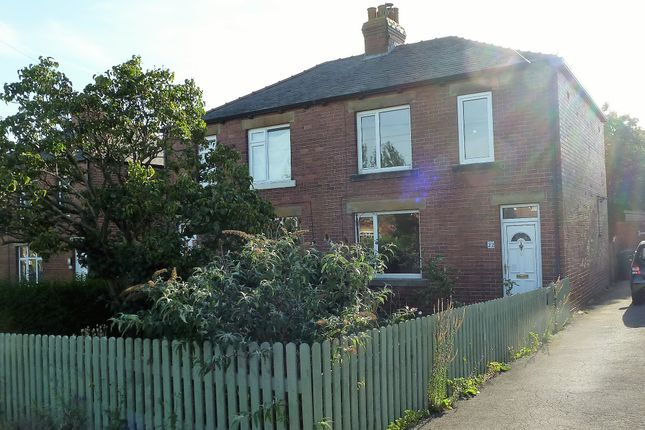 Thumbnail Semi-detached house to rent in Savile Street, Emley, Huddersfield
