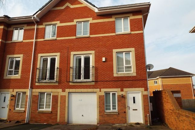 Thumbnail End terrace house to rent in Keepers Close, Hockley, Birmingham