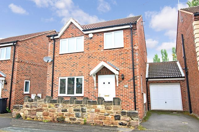 Thumbnail Detached house for sale in Willow Brook, Steadfolds Lane, Thurcroft, Rotherhan, South Yorkshire